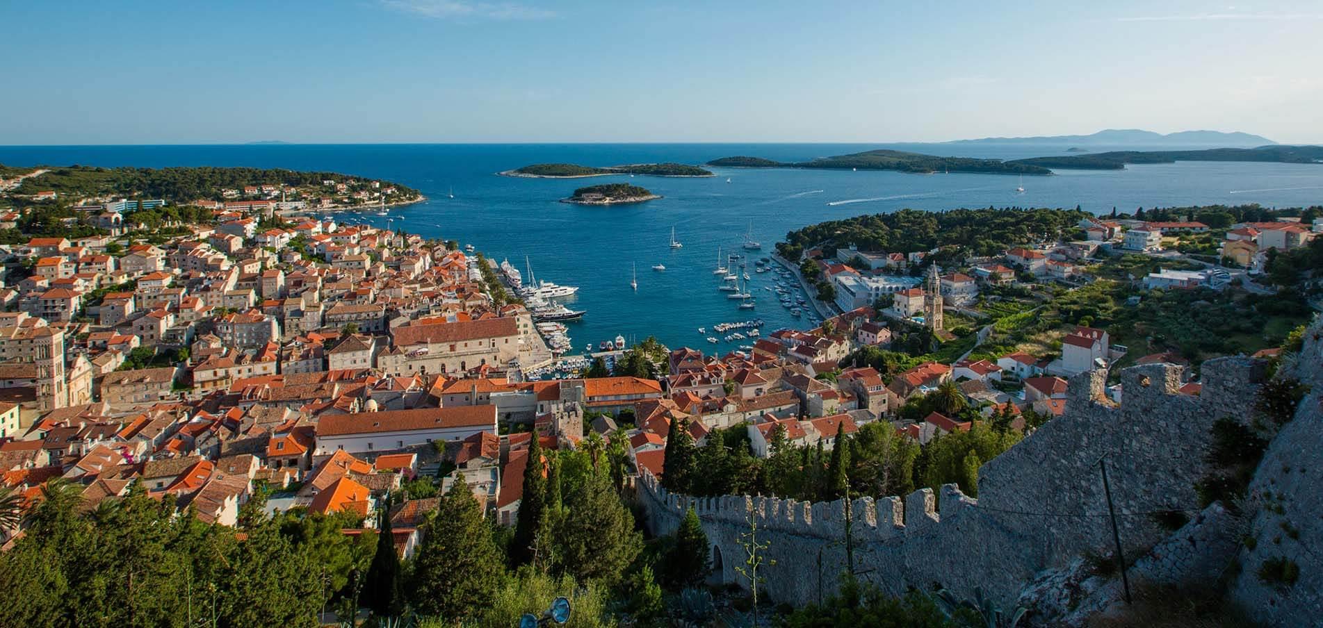 Superyacht charter Croatia