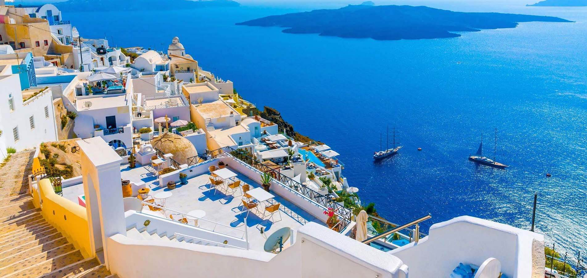 Superyacht charter Athens Cyclades