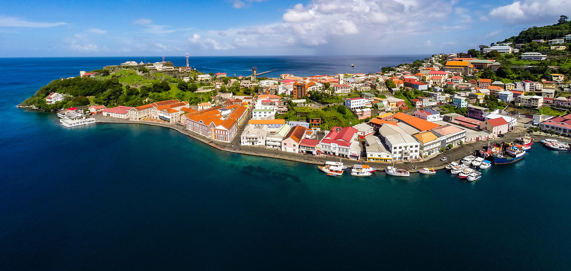 Superyacht charter Grenada