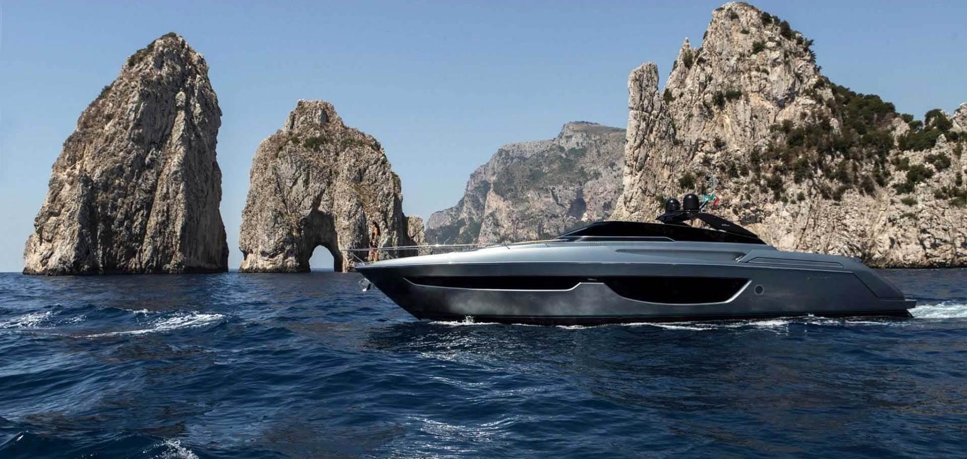 Location de yacht de luxe Italie