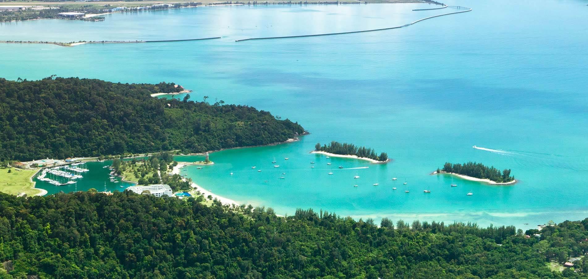 Charter di Superyacht Malesia