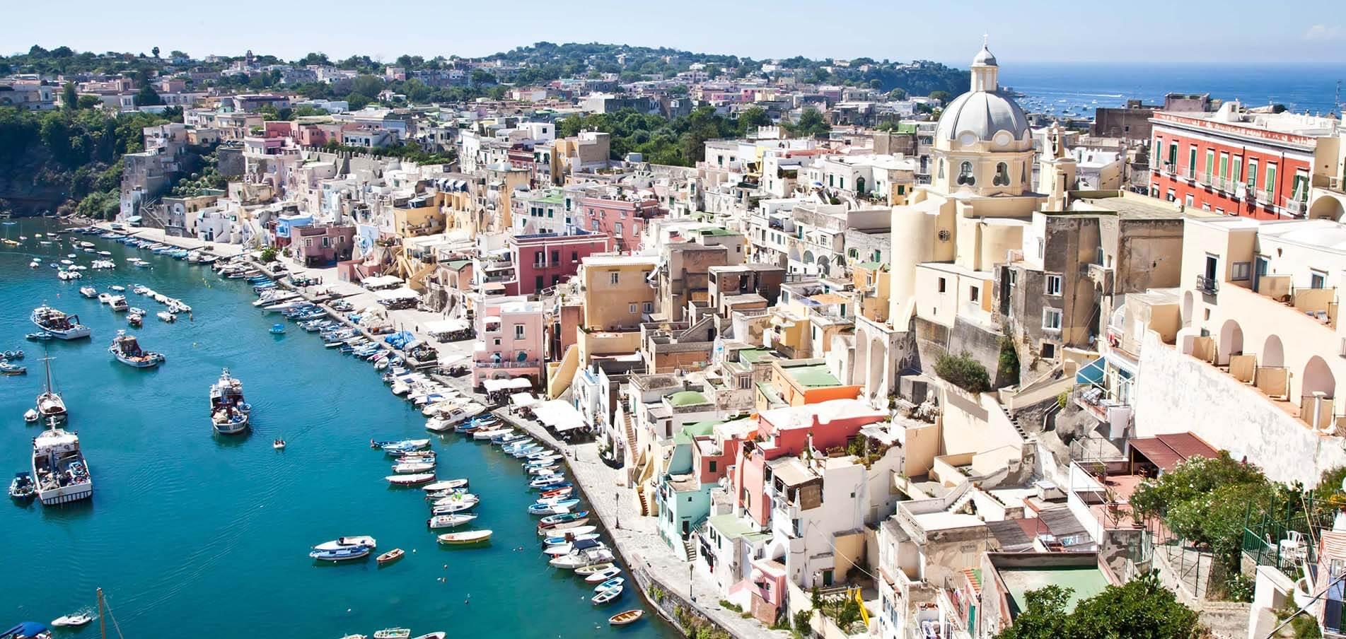 Charter de Superyacht Napoles Salerno