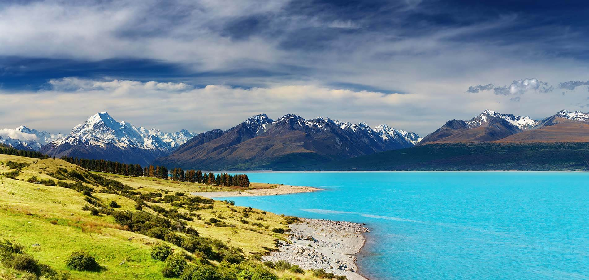 Superyacht charter  Nova Zelândia