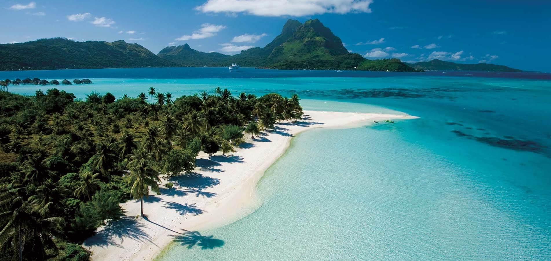 Superyacht charter Polynesia