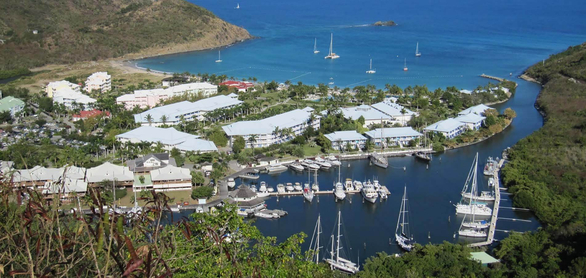 Location de yacht de luxe Saint Martin
