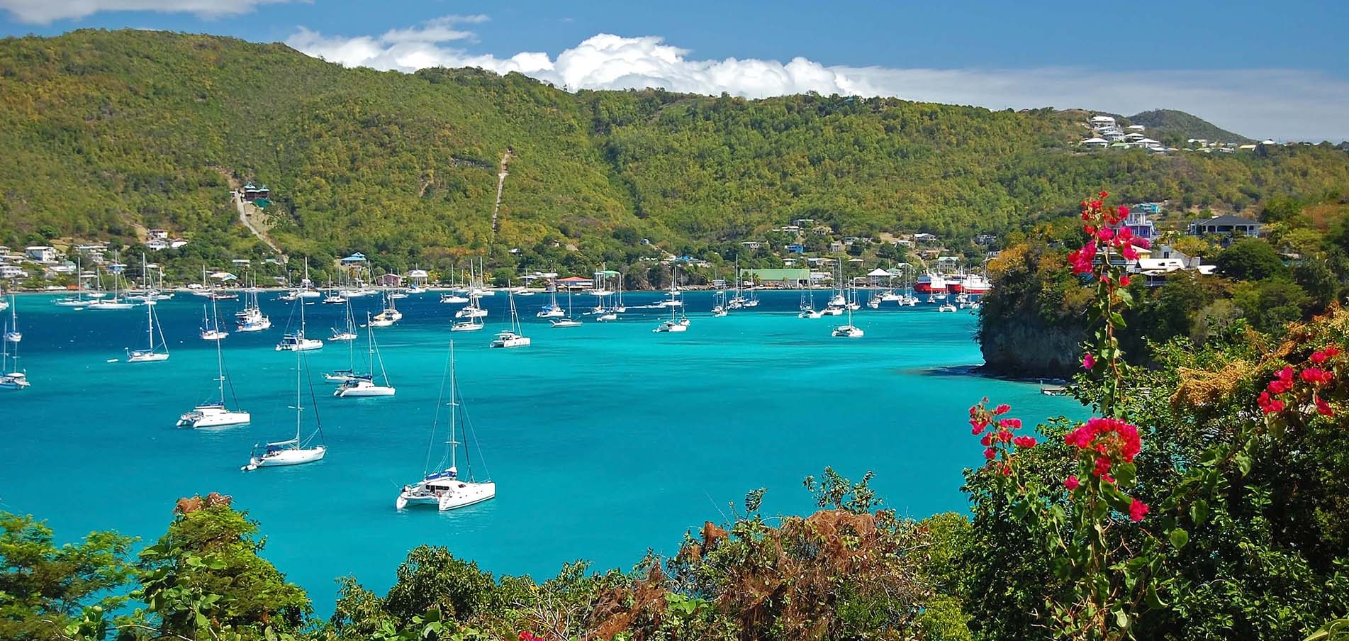 Location de yacht de luxe St Vincent & Grenadines