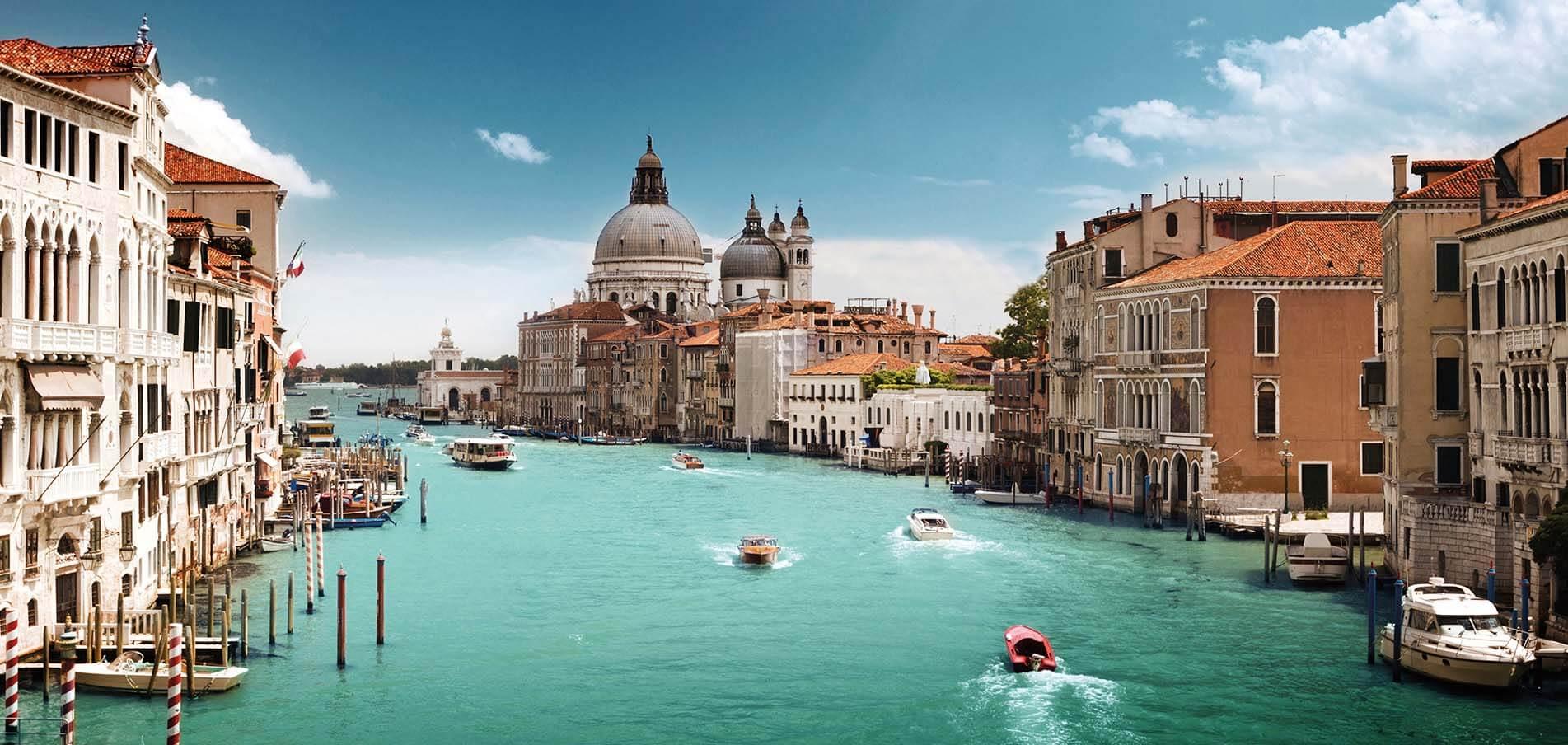 Location de yacht de luxe Venise