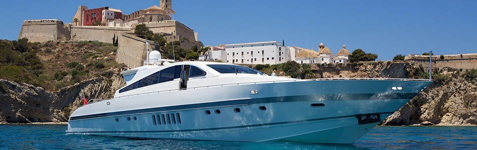 Charter di Superyacht Spagna