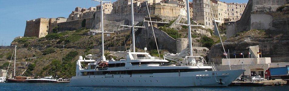 Superyacht charter Mediterranean