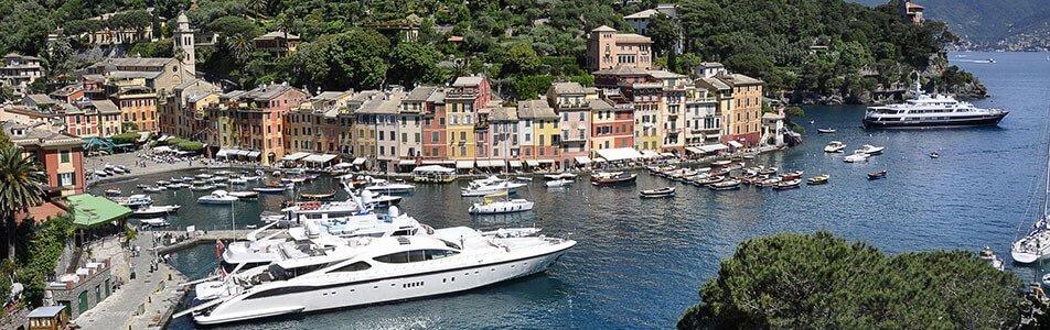 Superyachtcharter Genua Ligurien