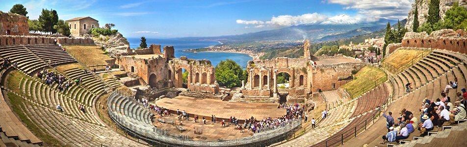 Чартер суперяхты Сицилия